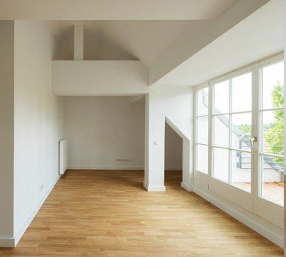selektive Wohnung