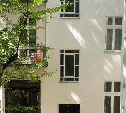 Fassade Hof